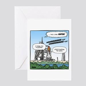 Ignition Greeting Card