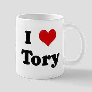 I Love Tory Mug
