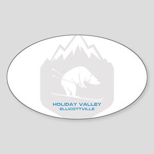 Holiday Valley - Ellicottville - New Yor Sticker