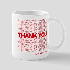 Thank You Bag Mug