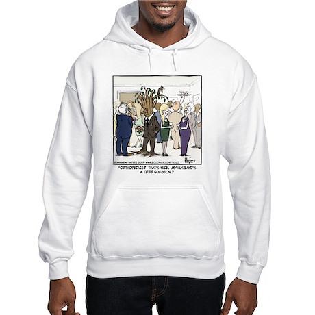 Tree Surgeon Hooded Sweatshirt