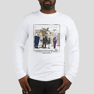 Tree Surgeon Long Sleeve T-Shirt