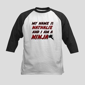 my name is nathalie and i am a ninja Kids Baseball