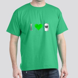 Green Beer Dark T-Shirt