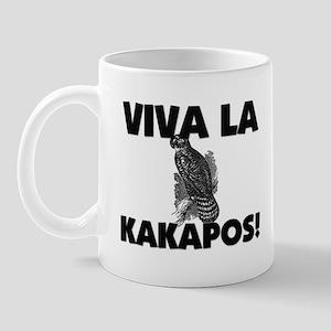 Viva La Kakapos Mug