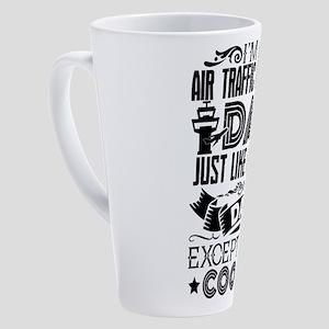 Air Traffic Control 17 oz Latte Mug
