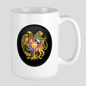 Coat of Arms of Armenia Large Mug