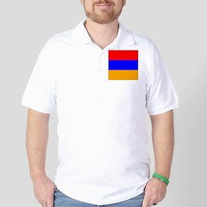 Armenian Golf Shirt