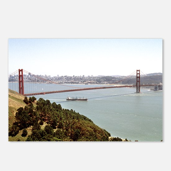 Under the Bridge Postcards (Package of 8)
