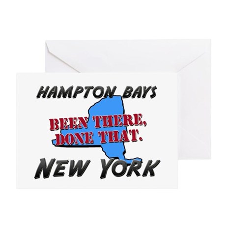 hampton bays new york - been there, done that Gree