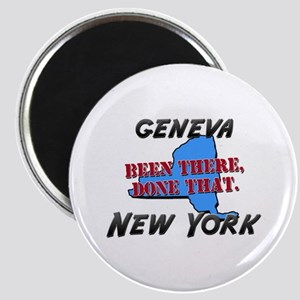 geneva new york - been there, done that Magnet