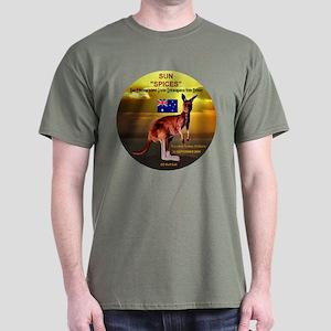 Sun SPICES R/T SYD 2009 Dark T-Shirt