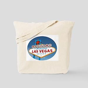 Las Vegas Sign - Tote Bag