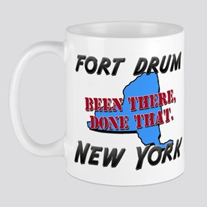 fort drum new york - been there, done that Mug