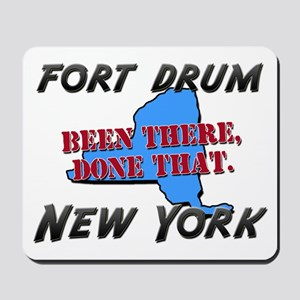 fort drum new york - been there, done that Mousepa