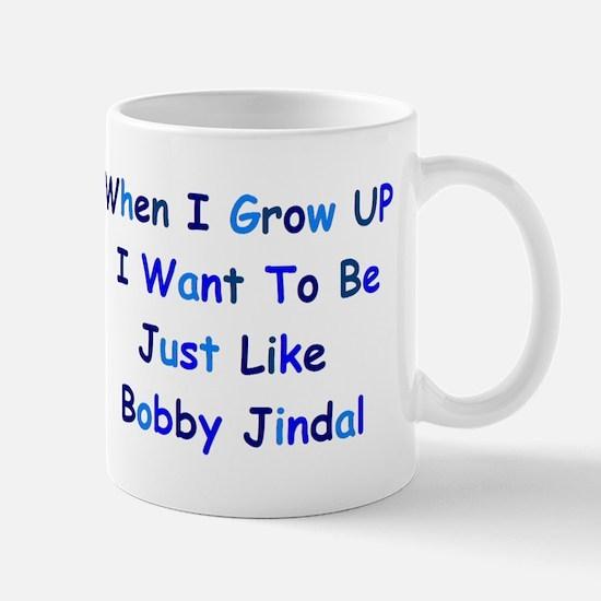 Bobby Jindal Mug