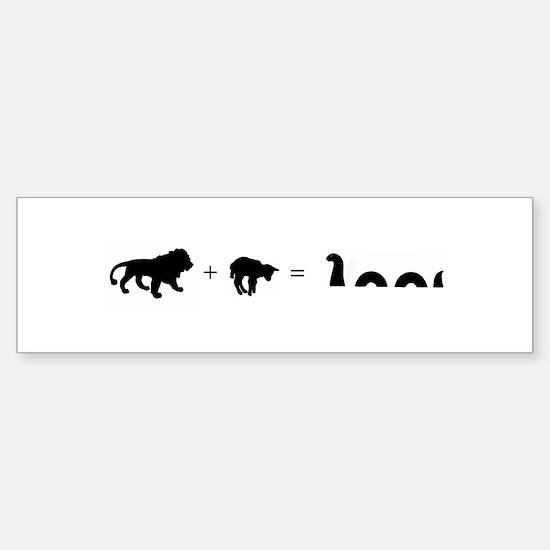 Lion + Lamb = Nessie
