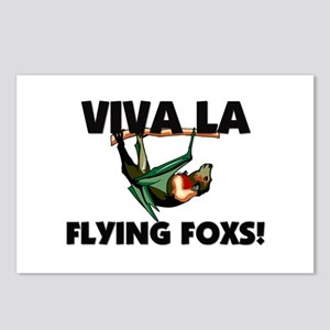 Viva La Flying Foxs Postcards (Package of 8)