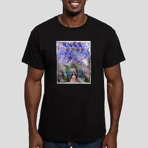 Rapture Under Elder Sky Men's Fitted T-Shirt (dark