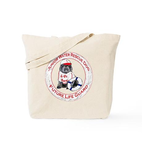 life guard newfy Tote Bag