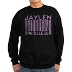 Jaylen Custom Priceless Barcode Sweatshirt (dark)
