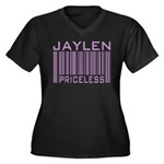 Jaylen Custom Priceless Barcode Women's Plus Size