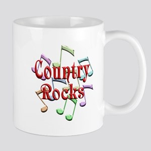 Country Rocks Mug