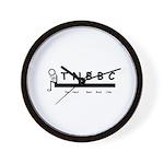 TNBBC Wall Clock