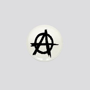 Anarchy Mini Button