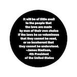 Quote of James Madison 3.5