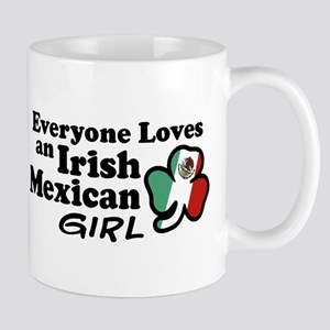 Irish Mexican Girl Mug