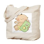 B is for Baby Tote Bag
