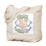 Angel Baby Tote Bag
