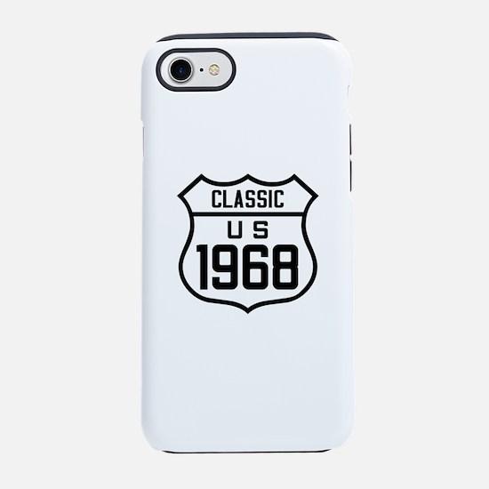 Classic US 1968 iPhone 7 Tough Case
