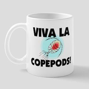 Viva La Copepods Mug
