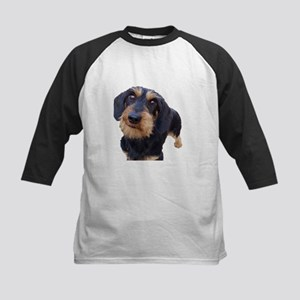 Wired Haired Kids Baseball Jersey