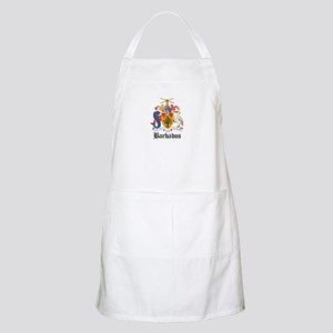 Barbadian Coat of Arms Seal BBQ Apron