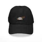Steel Belted Radio Black Cap