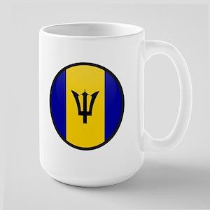 Barbados Large Mug
