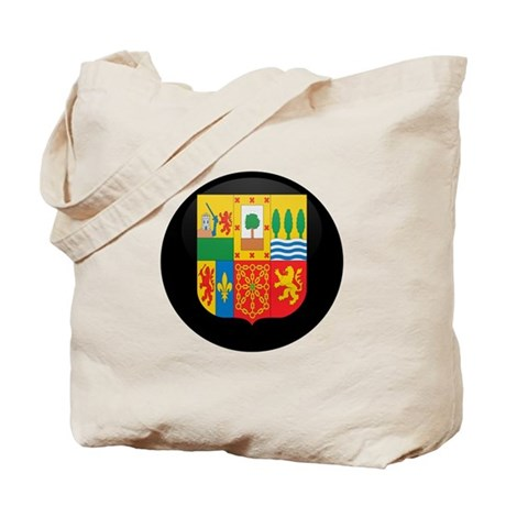 Coat of Arms of Basque Tote Bag