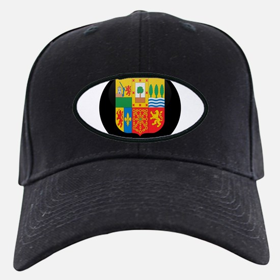 Coat of Arms of Basque Baseball Hat