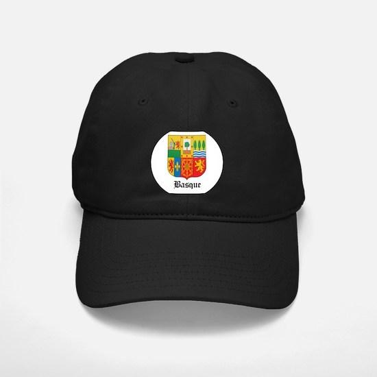Basquan Coat of Arms Seal Baseball Hat