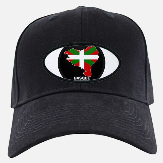 Flag Map of Basque Baseball Hat