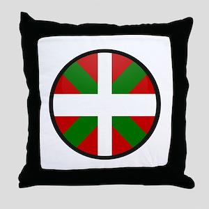 Basque Throw Pillow