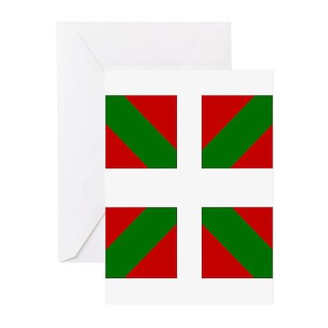 Basquan Greeting Cards (Pk of 20)