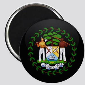 Coat of Arms of Belize Magnet