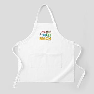 MACH formula BBQ Apron