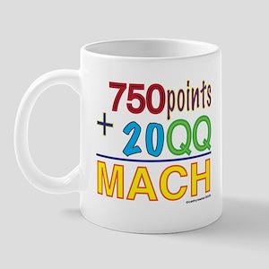 MACH formula Mug