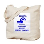 Conrail Safety & Service Tote Bag
