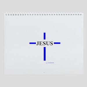 Crossess/Multi Color/Wall Calendar